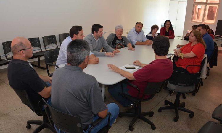 Conselheiros do IPREM-POSSE reúnem-se para discutir aposentadoria e seguridade dos servidores municipais