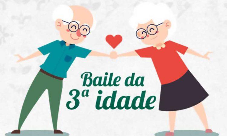 Prefeitura realiza Baile da Terceira Idade nesta quinta-feira, dia 27